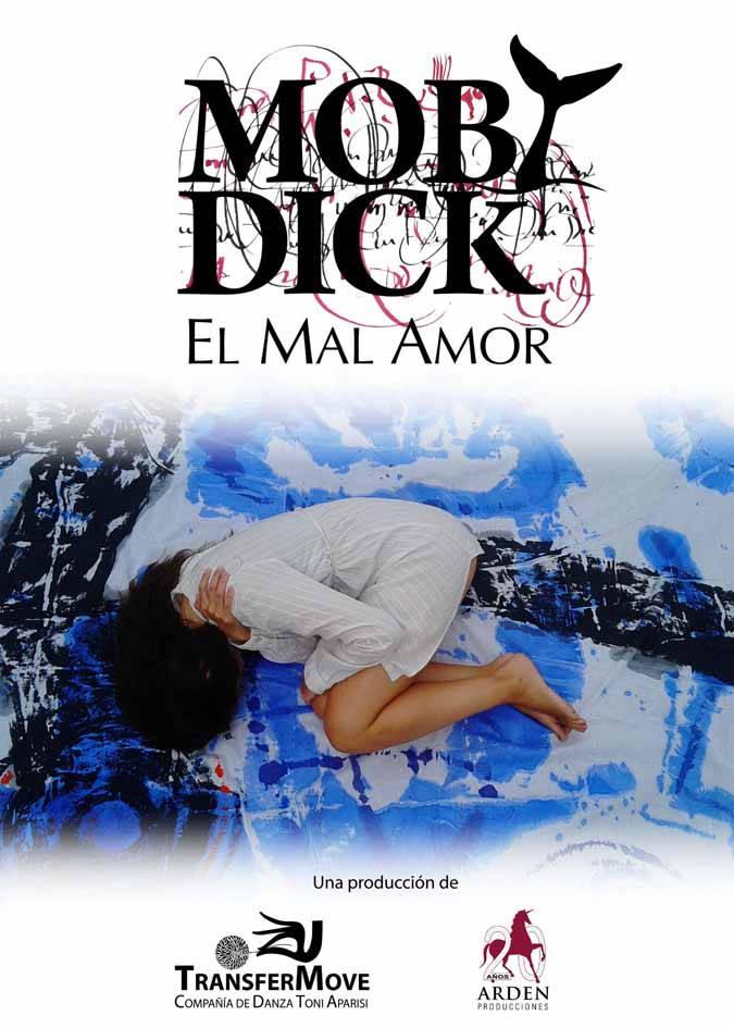 Moby Dick. El mal amor